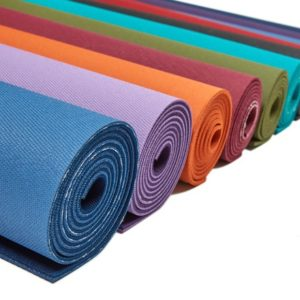 Colorful Jade Harmony Yoga Mats
