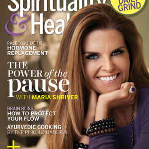 Spirituality & Health March/April 2018 Cover