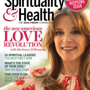 Spirituality & Health Nov/Dec 2018 cover