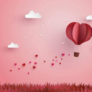 Origami for valentines