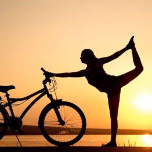 yoga bike