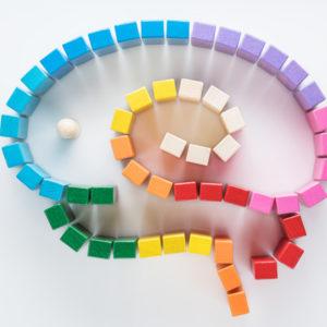 brain dominos