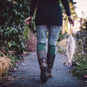 Flora Bowley guides us on how to gather inspiration through intuitive wandering.