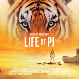 """""""Life of Pi"""": A Journey of Spirit and Survival"""