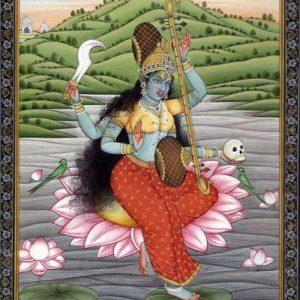 Goddess Matangi