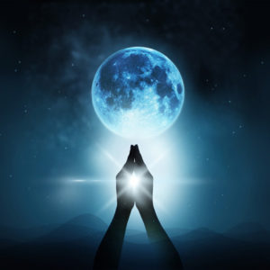 prayer moon