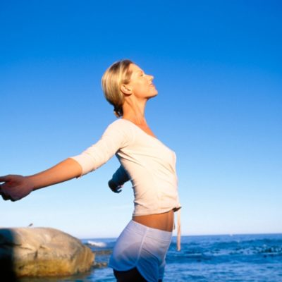 """When """"Just Breathe"""" Isn't Enough: Practices for Deep Breathing"""