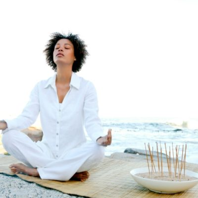 Practical Yoga: A Simple Breathing Exercise