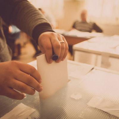 ballot box