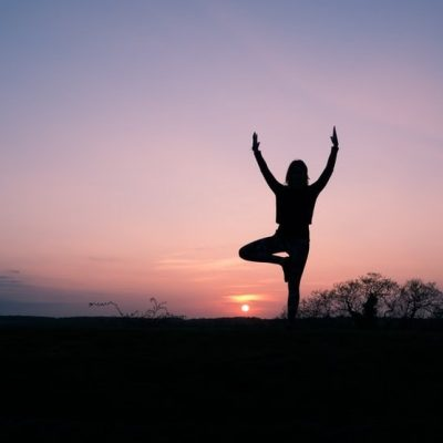 Energy meditation for self-healing