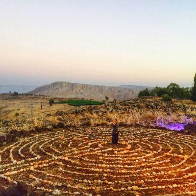 Israel labyrinth