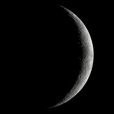 moon waning
