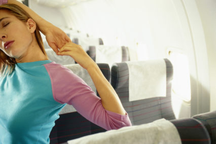 Stretching On A Plane