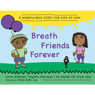 Breath Friends Forever book cover