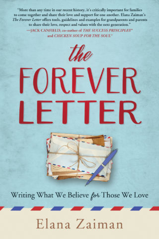 The Forever Letter book cover
