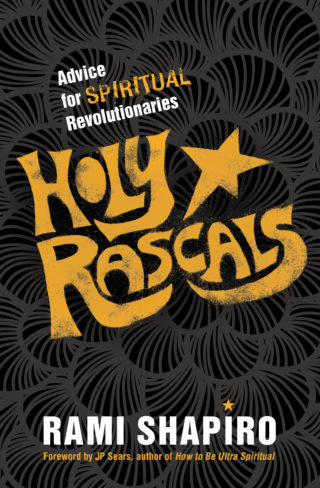 Holy Rascals book cover