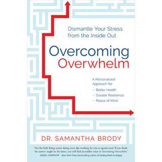 Overcoming Overwhelm book cover