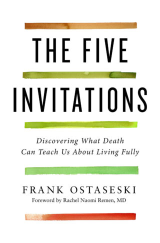 The Five Inviations - book cover
