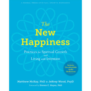 The New Happiness book cover