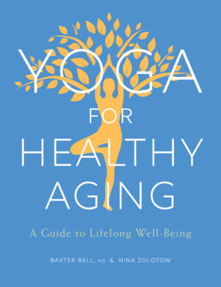 Yoga for Healthy Aging book cover
