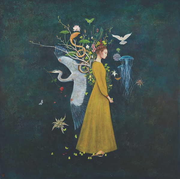 Ethos Entanglement by Duy Huynh