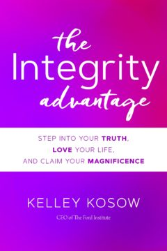 Cover image of The Integrity Advantage