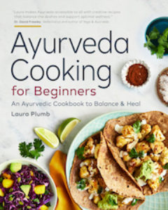 cover of Ayurveda COoking for Beginners