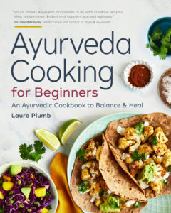 Cover of Ayurvedic Cooking for Beginners