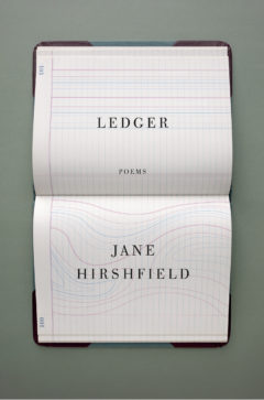 Ledger by Jane Hirshfield