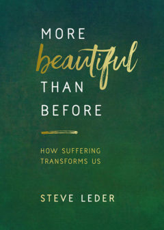 More Beautiful than Before cover