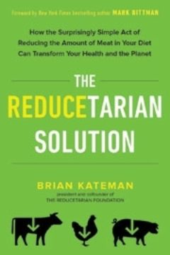 Cover of the Reducetarian Solution