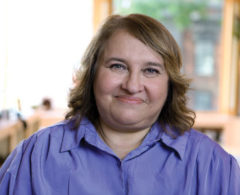 Headshot of Sharon Salzberg