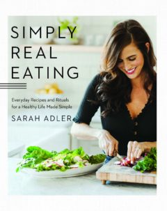 Simply Real Eating by Sarah Adler