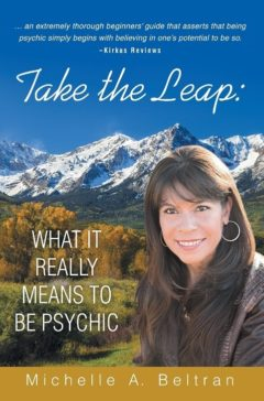 Cover image of Michelle Beltran book