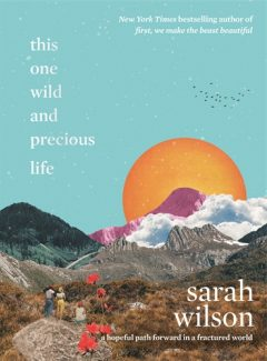 Sarah Wilson's new book, Reclaiming Your One Wild and Precious Life