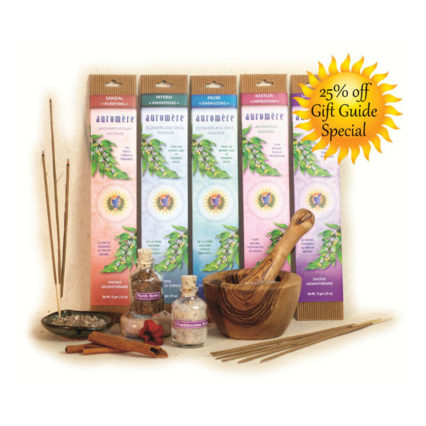 Eco-Friendly Incense