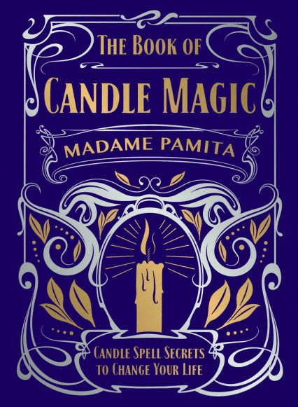 the book of candle magic by madame pamita