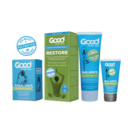 Good Clean Love products