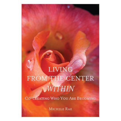 Living from the Center Within - book cover