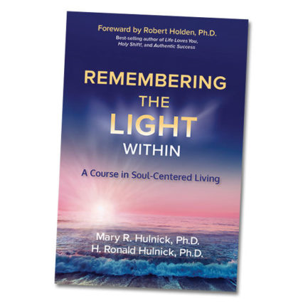 Remembering the Light Within - book cover