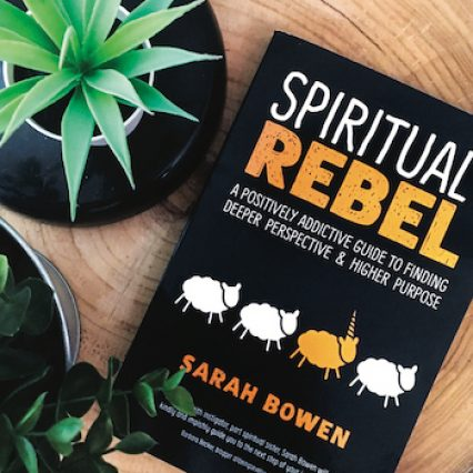 spiritual rebel book