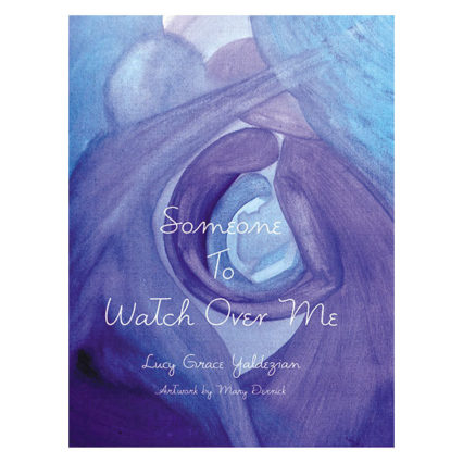 Someone to Watch over Me - book cover