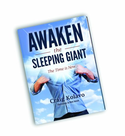 awaken the sleeping giant book