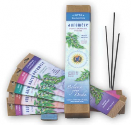 auromere incense
