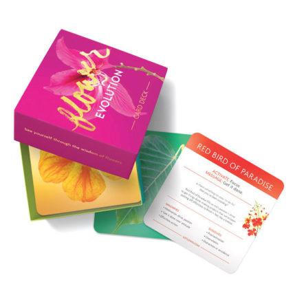 Lotus Wei Card Deck