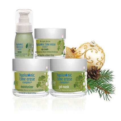 ilike Organic Skin Care products