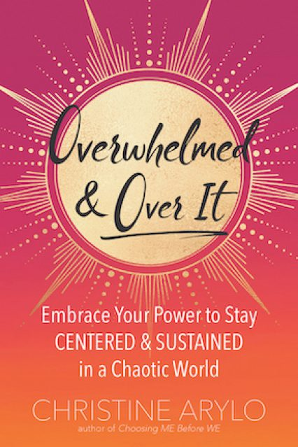 overwhelmed & over it book