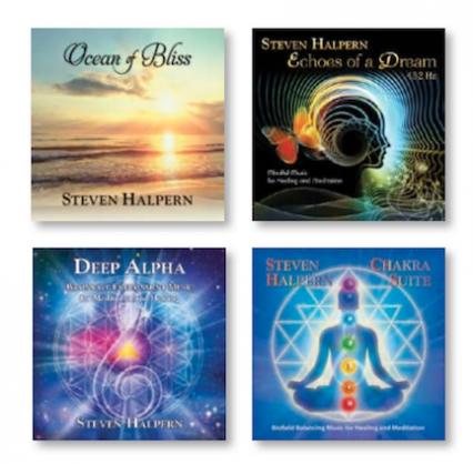 the healing music of steven halpern