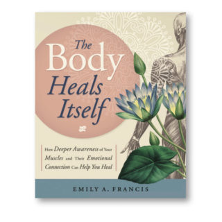 The Body Heals Itself - book cover