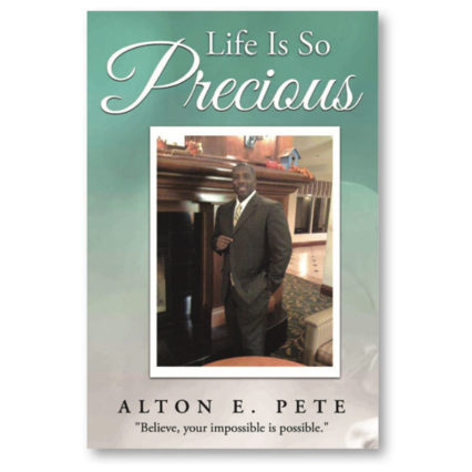 Life Is So Precious - book cover